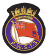 PWSTS Blazer Badge