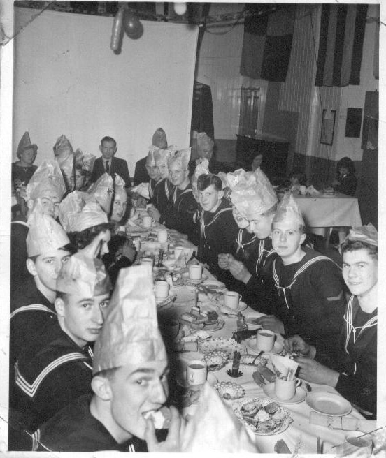 Christmas Party 1962